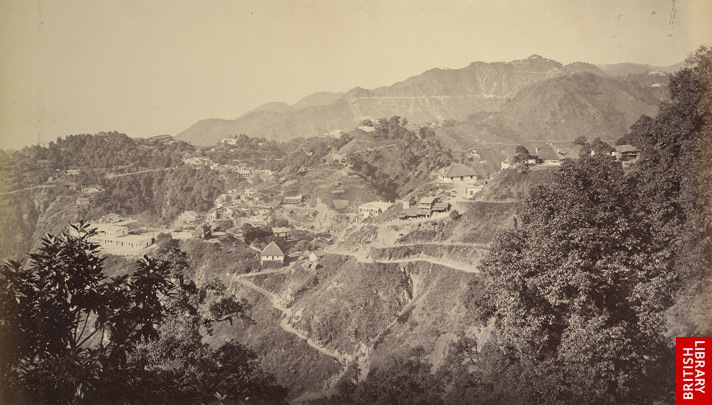Mussoorie_and_Landour,_1860s12Sept1860
