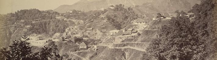 Mussoorie_and_Landour_1860s